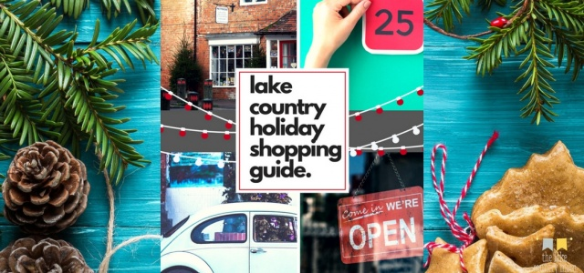 Lake Country Holiday Shopping Guide 2017
