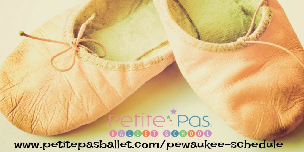 Attention Pewaukee! Petite Pas Ballet School is coming to town!
