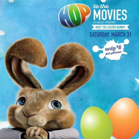 HOP to the movies!