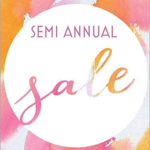 Spring Semi-Annual SALE at Scentsory