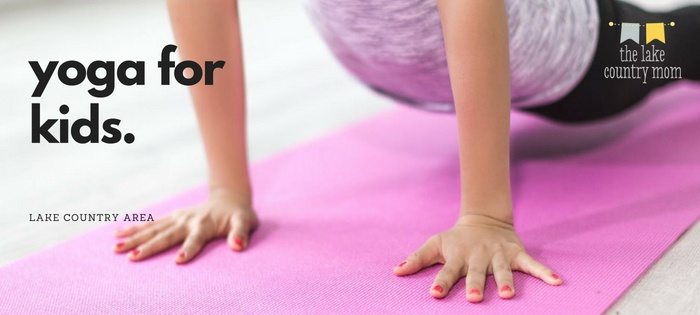 Little Warrior Kid's Yoga, serving all of Lake Country!