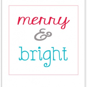 merry-and-bright-printable