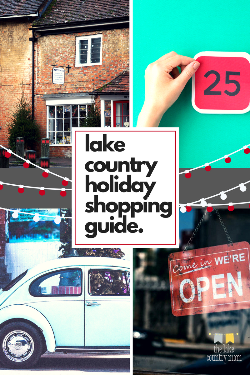 Be a part of our Holiday Shopping Guide!